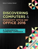 Discovering Computers And Microsoft Office 365 And Office 2016