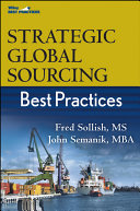 Pdf Strategic Global Sourcing Best Practices Telecharger