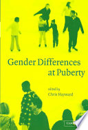 """Gender Differences at Puberty"" by Chris Hayward"