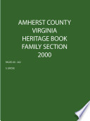 Amherst County Virginia Heritage