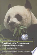Priorities for the Conservation of Mammalian Diversity