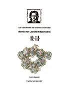 Zur Geschichte der Goethe Universit  t  Institut f  r Lebensmittelchemie