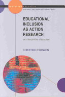 Educational Inclusion As Action Research