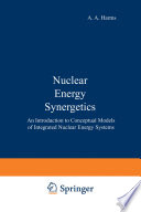 Nuclear Energy Synergetics