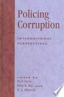 Policing Corruption  : International Perspectives