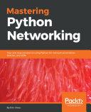 Mastering Python Networking Pdf/ePub eBook