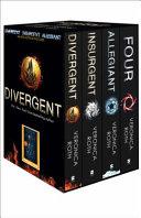 Divergent Series Box Set  Books 1 4 Plus World of Divergent