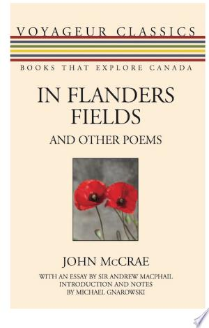 Download In Flanders Fields and Other Poems Free Books - Dlebooks.net