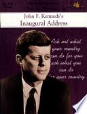 John F Kennedy S Inaugural Address Enhanced Ebook