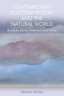 Contemporary Scottish Poetry and the Natural World