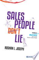 Salespeople Don   t Lie
