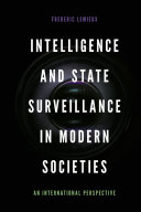 Pdf Intelligence and State Surveillance in Modern Societies
