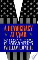 A Democracy at War