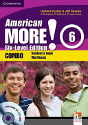 American More  Six Level Edition Level 6 Combo with Audio CD CD ROM