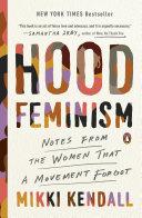 Hood Feminism Pdf/ePub eBook