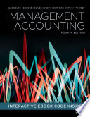 """Management Accounting"" by Leslie G. Eldenburg, Albie Brooks, Judy Oliver, Gillian Vesty, Rodney Dormer, Vijaya Murthy, Nick Pawsey"