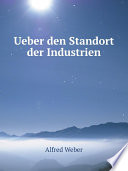 Ueber den Standort der Industrien