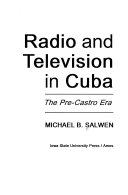 Radio and Television in Cuba