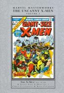 Marvel masterworks presents The uncanny X-Men