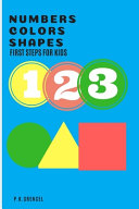 Number Colors Shapes Book PDF