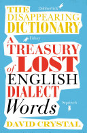 The Disappearing Dictionary Book