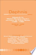 Read Online Daphnis For Free