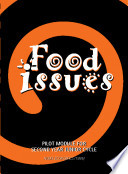 Food Issues  pilot module for 2nd year Junior Certificate Home Economics