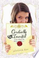 Cordially Uninvited Book