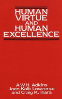Human Virtue and Human Excellence
