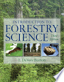 Introduction to Forestry Science Book