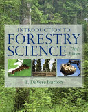 Introduction to Forestry Science