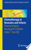 Chemotherapy In Neonates And Infants Book PDF