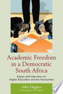Academic Freedom in a Democratic South Africa