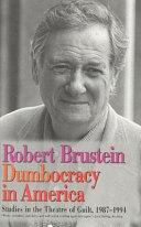 Dumbocracy in America