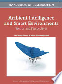 Handbook of Research on Ambient Intelligence and Smart Environments Book