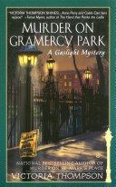 Murder on Gramercy Park Pdf/ePub eBook