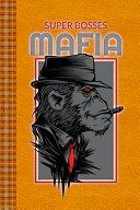 Super Bosses Mafia Design Animals Graphics With Street Art Style