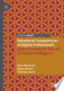 Behavioral Competencies of Digital Professionals