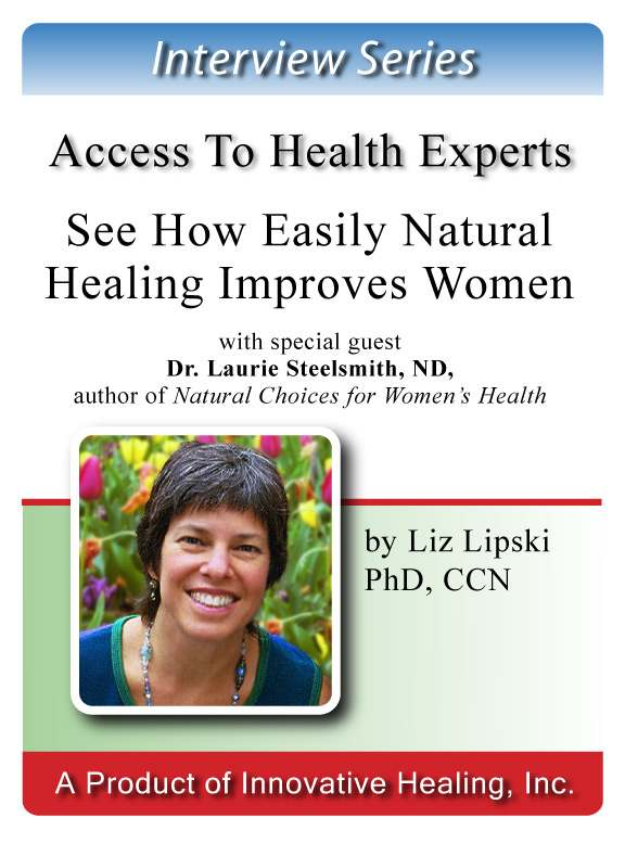 See How Easily Natural Healing Improves Women s Health and Menopause Problems