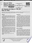 National Vital Statistics Reports