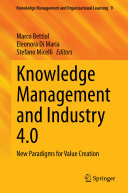 Knowledge Management and Industry 4 0