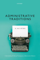 Administrative Traditions