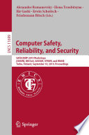 Computer Safety  Reliability  and Security Book