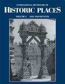 International Dictionary of Historic Places: Asia and Oceania