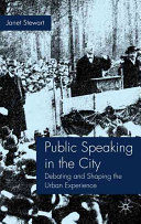 Public Speaking in the City Book