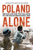 Poland Alone Book