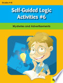 Self Guided Logic Activities  6  Mysteries and Advertisements
