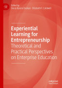 Pdf Experiential Learning for Entrepreneurship Telecharger
