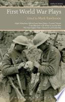 First World War Plays