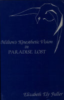 Pdf Milton's Kinesthetic Vision in Paradise Lost Telecharger